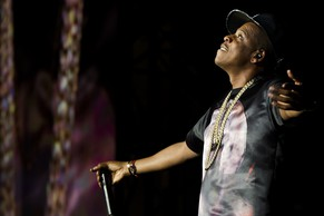 FILE - In this Sept. 1, 2012 file photo, Jay-Z performs at the