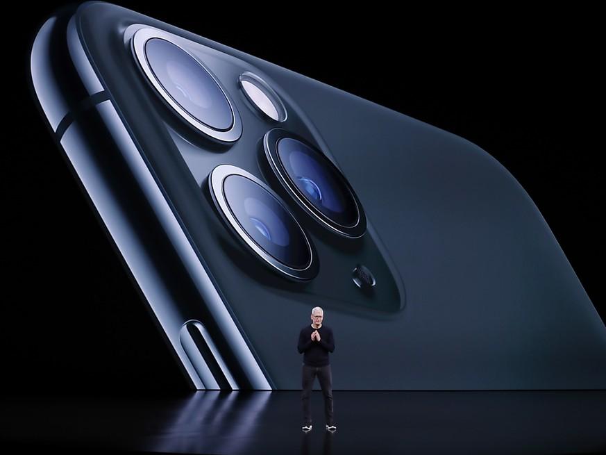 Apple mit Rekordgewinn, aber iPhone 12 verzögert sich