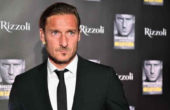 Italy Soccer Totti