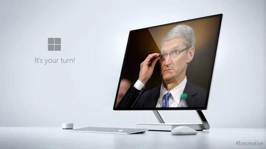 Kommentar zu microsoft surface studio apple hat 39 s for Apple 300 dollar book