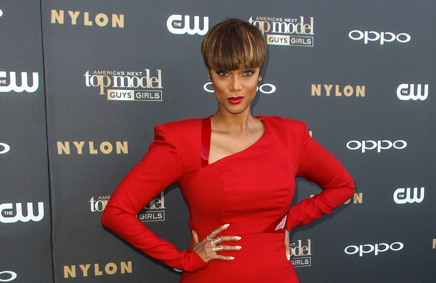 FILE - In this July 28, 2015 file photo,Tyra Banks attends the