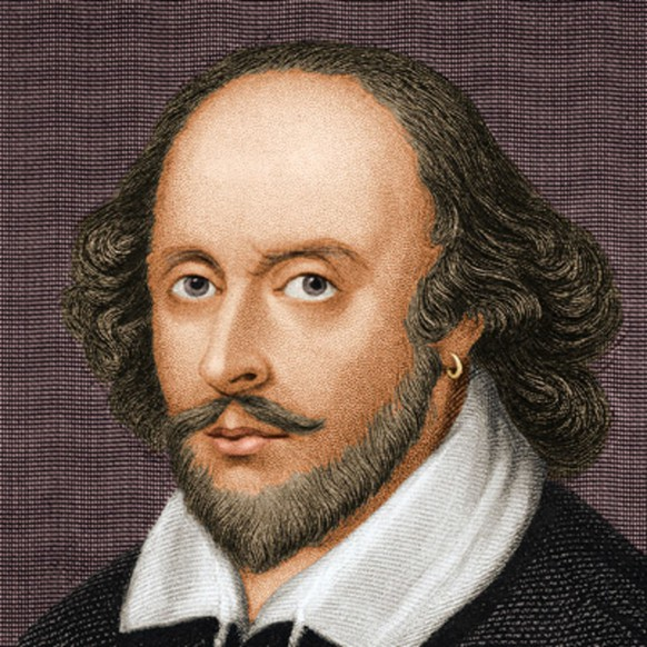 ... William Shakespeare!