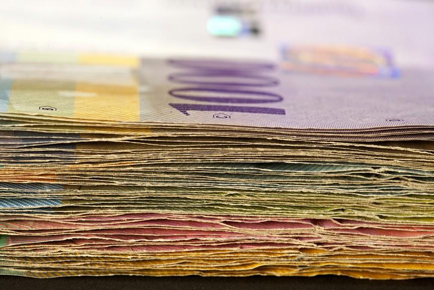 Muss Die Schweiz Die 1000er Note Abschaffen Watson