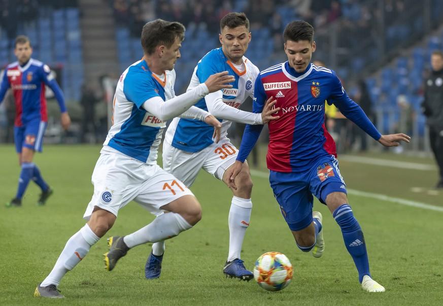 GC mauert sich zum 0:0 in Basel und macht YB zum Schweizermeister