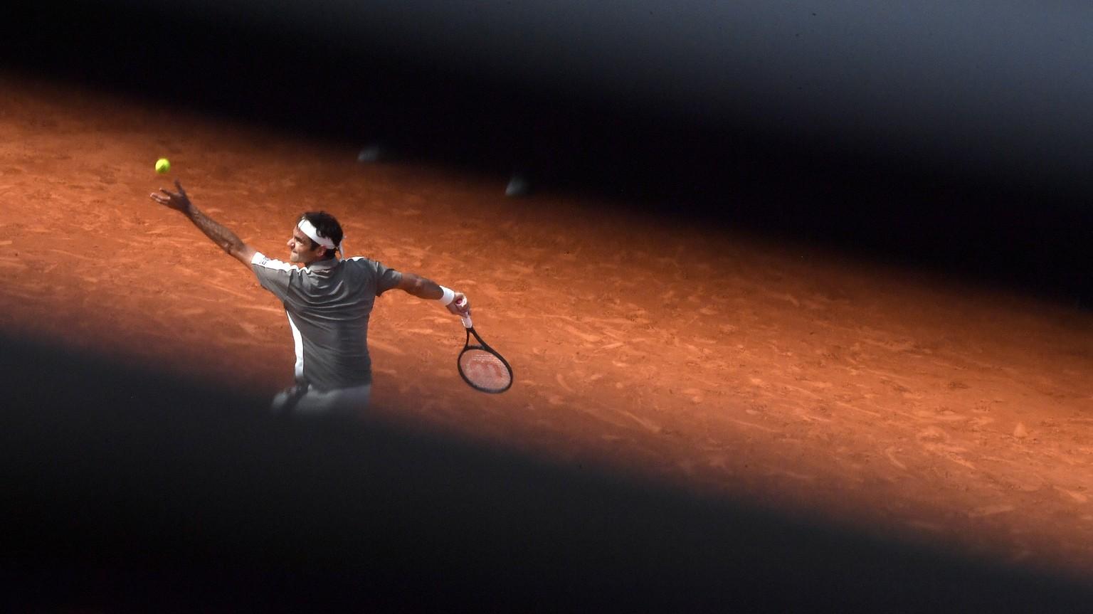 Federer Coach Luthi Vor Dem Halbfinal Kracher Gegen Nadal In Paris Watson