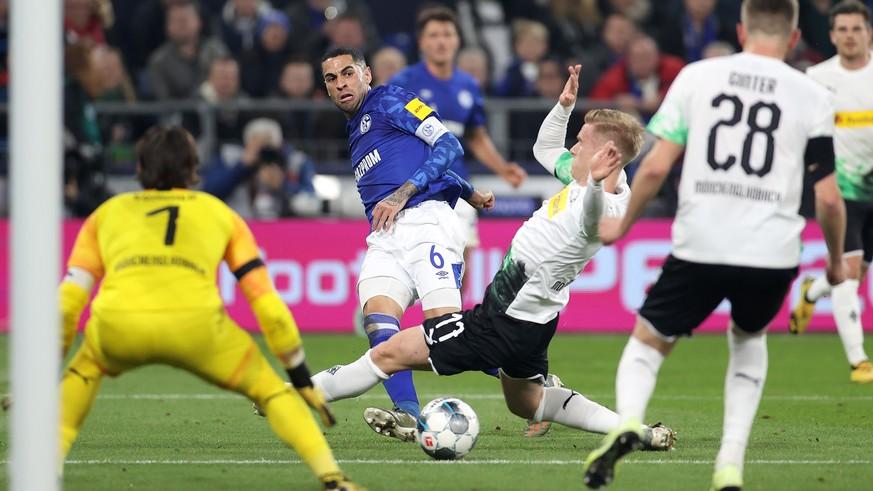 Gladbach Gegen Schalke