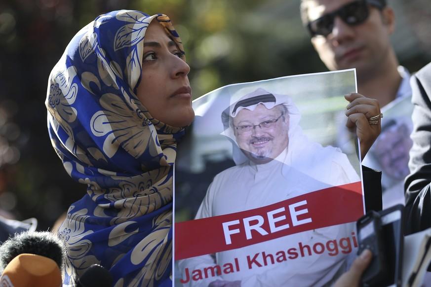 Verschwundener Journalist: Fall Kaschoggi: Erdogan spricht von