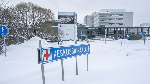 epa08185651 The Regional Hospital of Lapland, where one patient infected by the coronavirus is held in quarantine, in Rovaniemi, Finland, 01 February 2020. The coronavirus, called 2019-nCoV, originating from Wuhan, China, has spread to all the 31 provinces of China and several countries in the world. The outbreak of coronavirus has so far claimed 259 lives and infected more than 11,000 others, according to media reports.  EPA/KAISA SIREN
