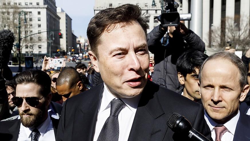 Musk und US-Börsenaufsicht einigen sich