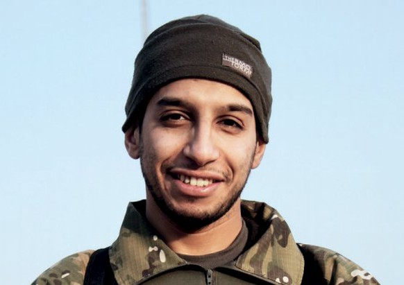 """An undated photograph of a man described as Abdelhamid Abaaoud that was published in the Islamic State's online magazine Dabiq and posted on a social media website. A Belgian national currently in Syria and believed to be one of Islamic State's most active operators is suspected of being behind Friday's attacks in Paris, acccording to a source close to the French investigation. """"He appears to be the brains behind several planned attacks in Europe,"""" the source told Reuters of Abdelhamid Abaaoud, adding he was investigators' best lead as the person likely behind the killing of at least 129 people in Paris on Friday. According to RTL Radio, Abaaoud is a 27-year-old from the Molenbeek suburb of Brussels, home to other members of the militant Islamist cell suspected of having carried out the attacks.  REUTERS/Social Media Website via REUTERS TVATTENTION EDITORS - THIS PICTURE WAS PROVIDED BY A THIRD PARTY. REUTERS IS UNABLE TO INDEPENDENTLY VERIFY THE AUTHENTICITY, CONTENT, LOCATION OR DATE OF THIS IMAGE. FOR EDITORIAL USE ONLY. NOT FOR SALE FOR MARKETING OR ADVERTISING CAMPAIGNS. FOR EDITORIAL USE ONLY. THIS PICTURE WAS PROCESSED BY REUTERS TO ENHANCE QUALITY."""