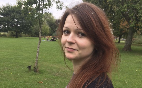This is an alleged  image of the daughter of former Russian Spy Sergei Skripal,  Yulia Skripal taken from Yulia Skipal's Facebook account on Tuesday March 6, 2018. British counterterrorism police said Tuesday that they are now leading the investigating into the unexplained illness of a former Russian spy Sergei Skripal and his daughter Yulia, although it hasn't been declared a terrorist incident. The Skripals were taken ill in Salisbury southwest England on Sunday. (Yulia Skripal/Facebook via AP)