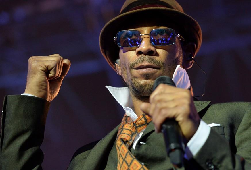 Seeed-Frontmann Demba Nabé ist tot | Kultur