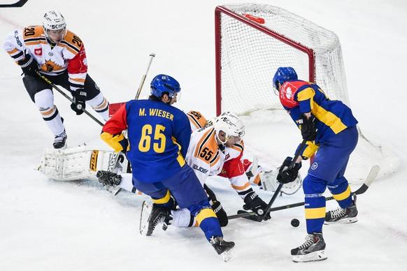 schwedische hockey liga