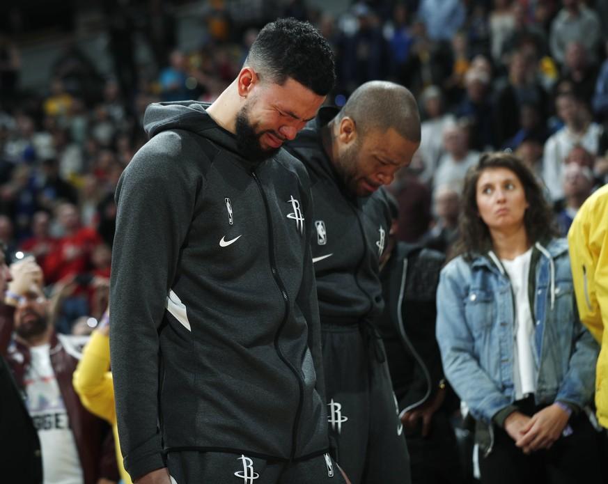 Kobe Bryant: So trauert die Welt um den NBA-Star