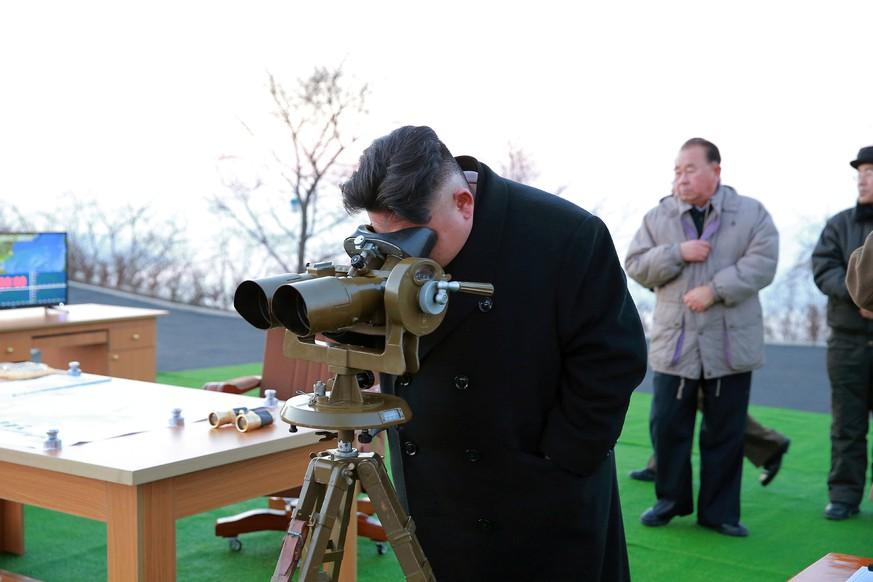 Nordkorea testet erneut - dieses Mal einen neuen Raketenantrieb