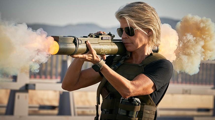 «Terminator: Dark Fate»: Hier gibt's den Trailer zum sechsten Teil