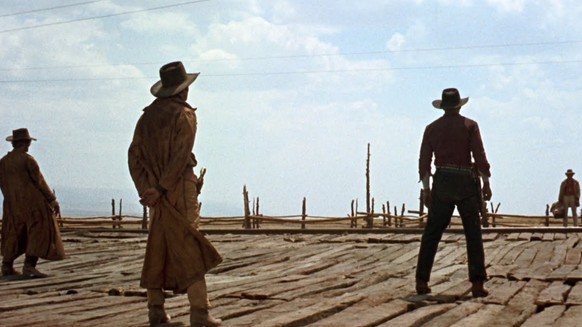 «One Upon a Time in the West»