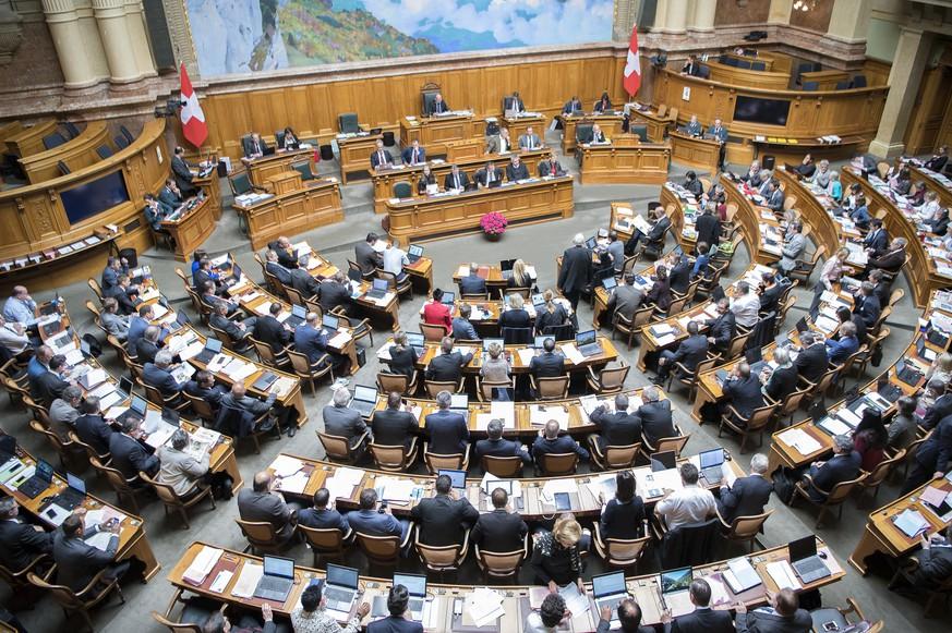 Frauen im Parlament: So steht die Schweiz im internationalen Vergleich da