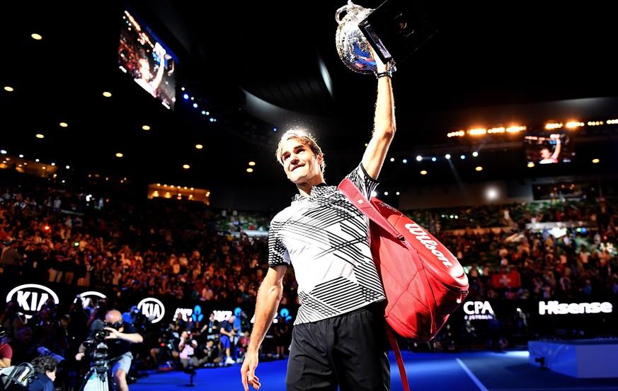 7311 Tage «füdliblutter Wahnsinn»: Federers 100 Siege für die Ewigkeit