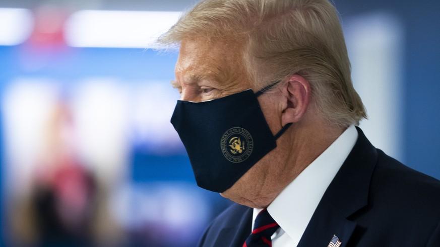 Vom Vorbild zur Lachnummer: Warum Trumps USA gegen Corona verloren haben