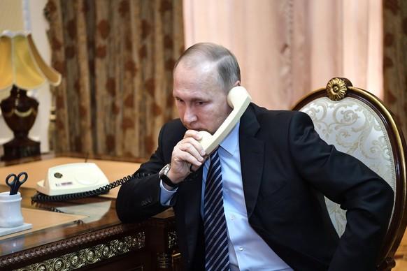 Anschlag in Russland verhindert - Putin dankt Trump