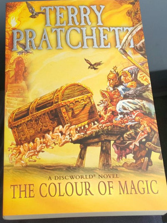 The Colour of Magic: Discworld Novel I