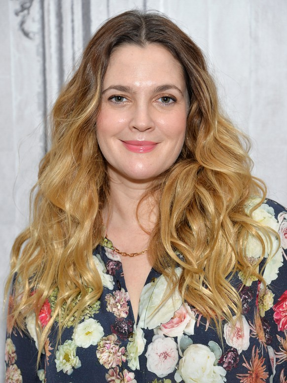Actress Drew Barrymore participates in AOL's BUILD Speaker Series to discuss her book