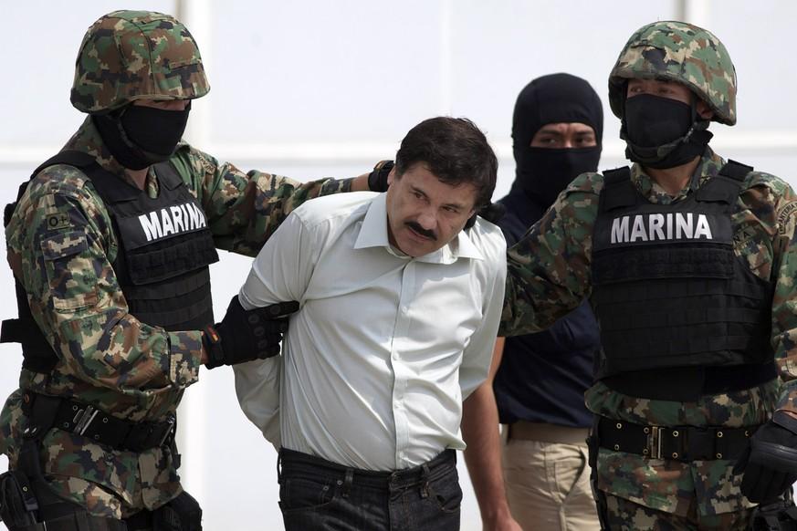 El Chapo Verhaftung