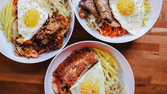 http://kimjongsmokehouse.com/images/ kim jong smokehouse portland OR bi bim bap korean koreanisches essen food asiatisch
