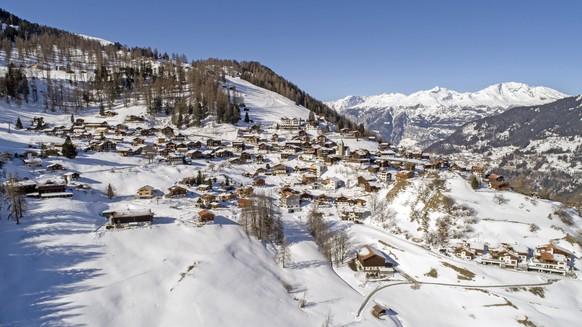 Tchiertschen, Bild: Graubünden Ferien, Marco Hartmann