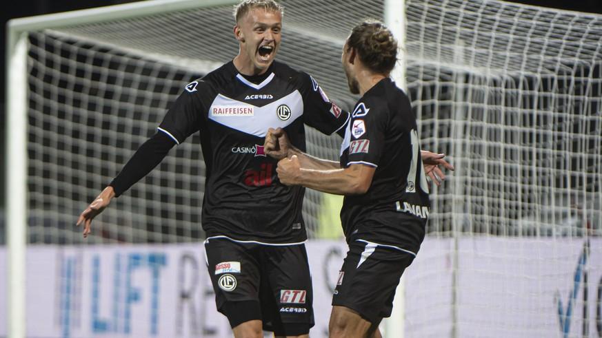 Lugano bodigt Leader St. Gallen und rückt vor – FCZ holt in Vaduz ersten Saisonsieg