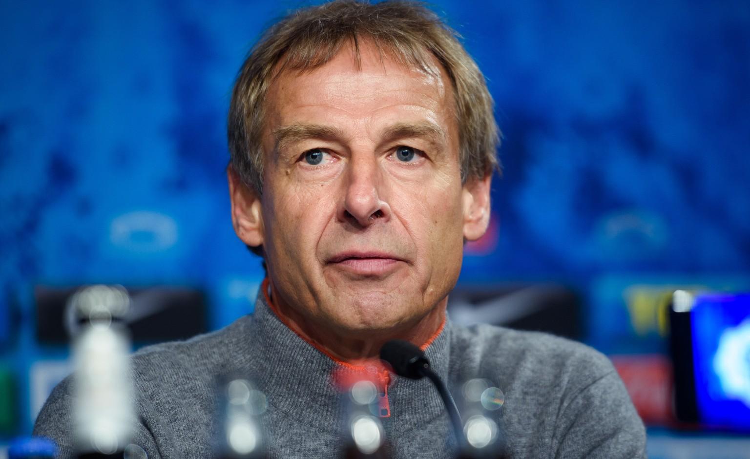 Geheimpapier: Klinsmann rechnet mit Hertha und Preetz ab
