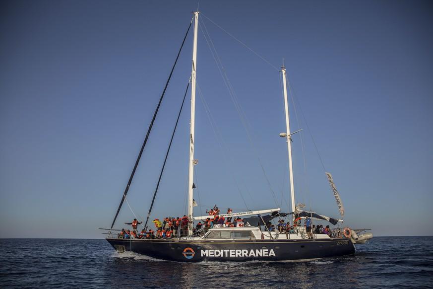 Italien Karte Lampedusa.Italienisches Rettungsschiff Alex Lauft Trotz Verbots In
