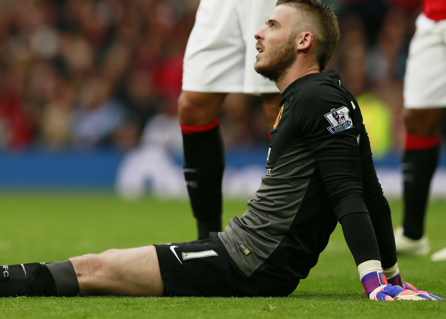 Football - Manchester United v Arsenal - Barclays Premier League - Old Trafford - 17/5/15