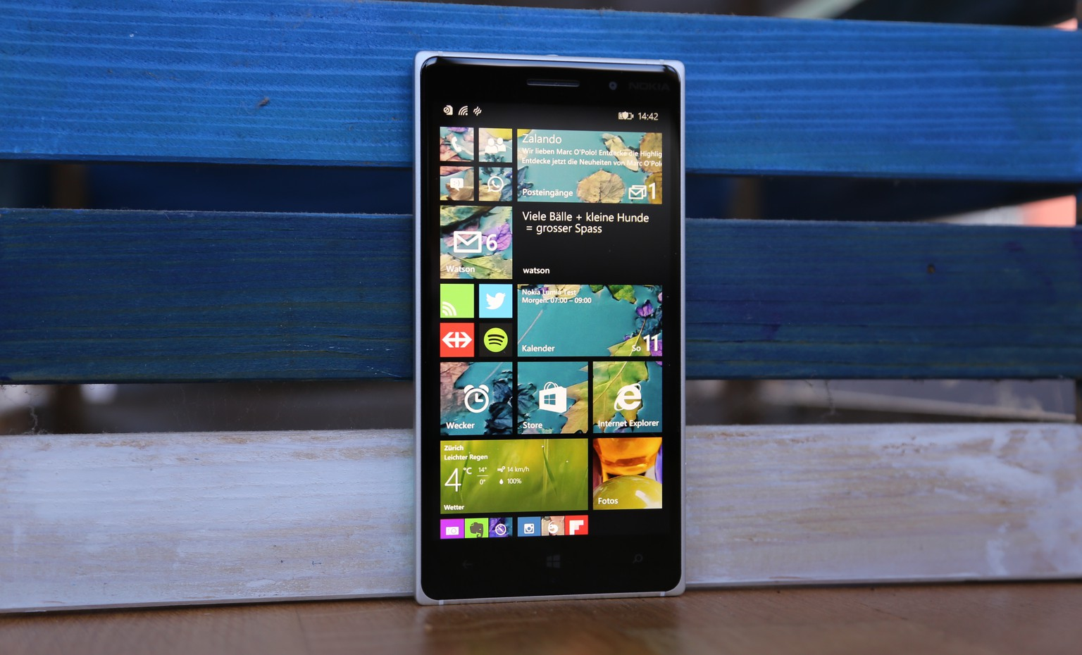 microsoft nokia lumia 830 windows phone