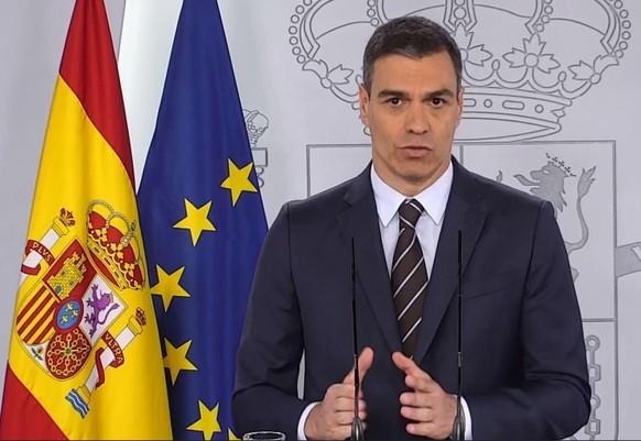 SPAIN GOVERNMENT CORONAVIRUS PANDEMIC