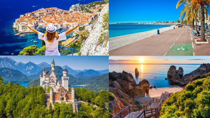 Du träumst noch immer von Sommerferien im Ausland? So stehen die Chancen in 10 Ländern