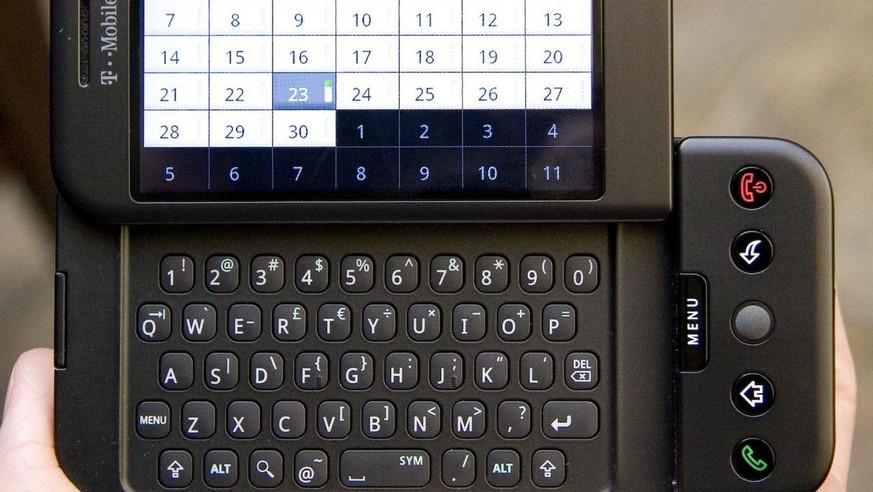 2008 entwickelte HTC das erste Android-Smartphone – 10 Jahre später droht das Aus