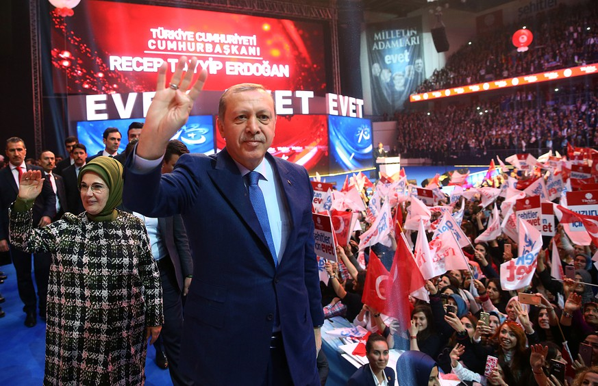 Bundesregierung antwortet auf Erdogan-Vorwurf: