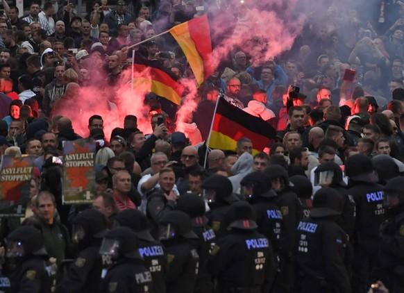 GERMANY CRIME DEMONSTRATION