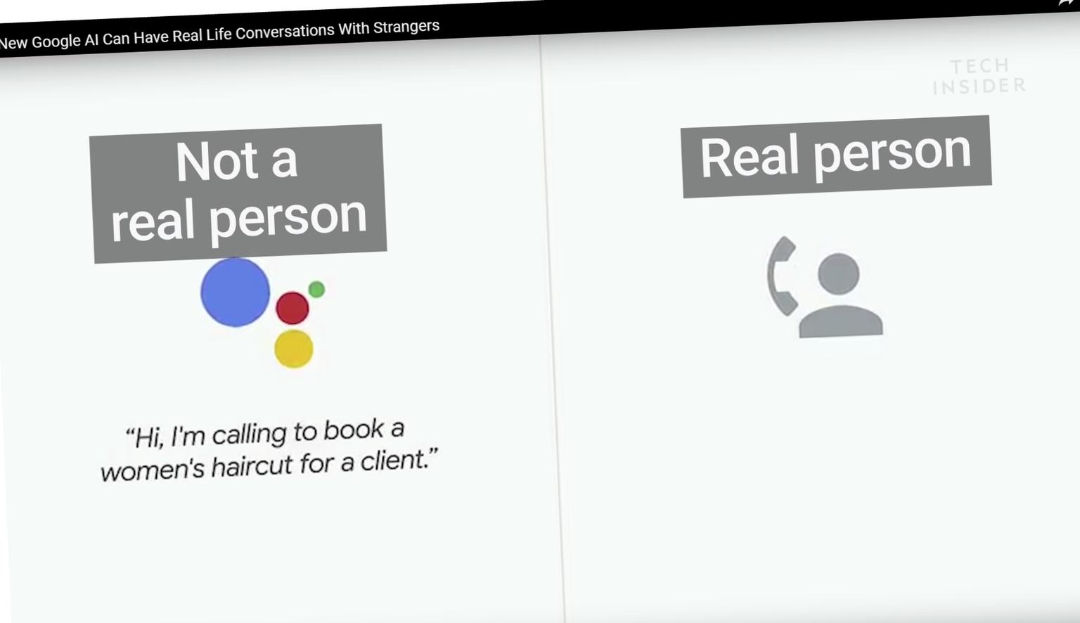 Google Zeigt Demo Seines Sprach Assistenten Der Selbstandig Ein