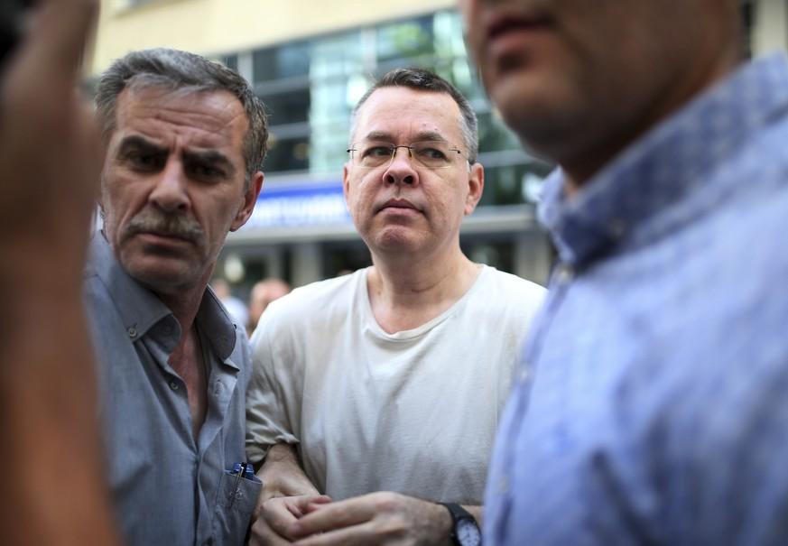 USA: Sanktionen gegen türkischen Innen- und Justizminister verhängt