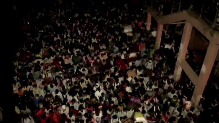 Indien verhängt den Lockdown und dann passiert das