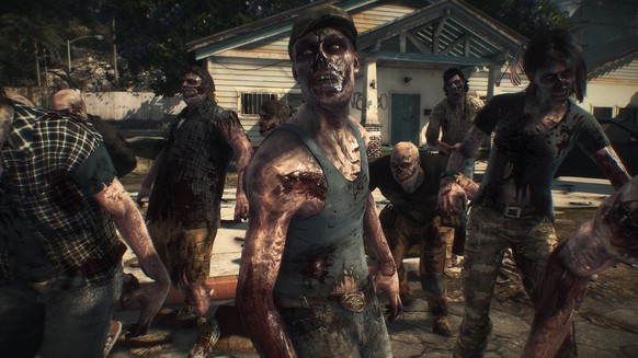 Zombies, Dead Rising 3, Game