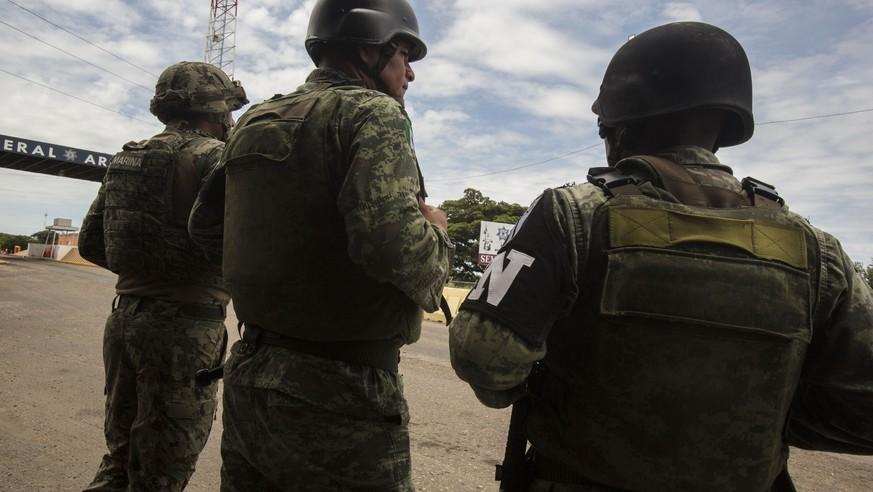 Mexiko schickt 15.000 Soldaten gegen illegale Migration an US-Grenze