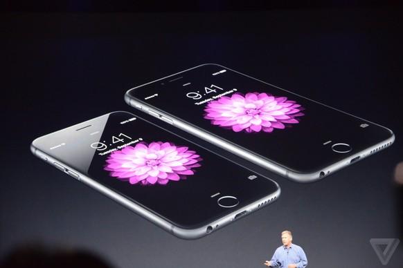 iPhone 6, iPhone 6 Plus
