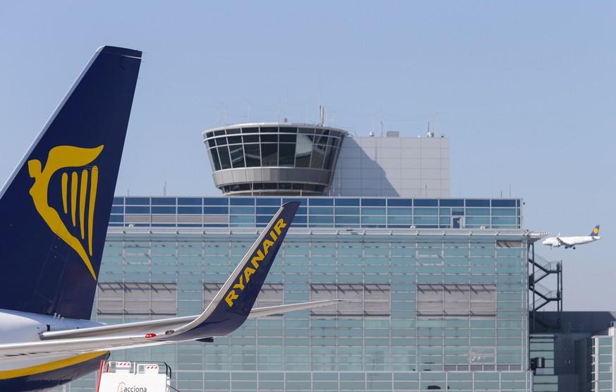 Verwirrter Mann löst Einsatz am Frankfurter Flughafen aus