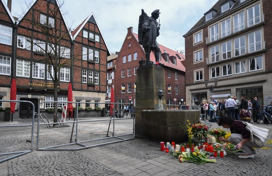 Amoklauf In Münster