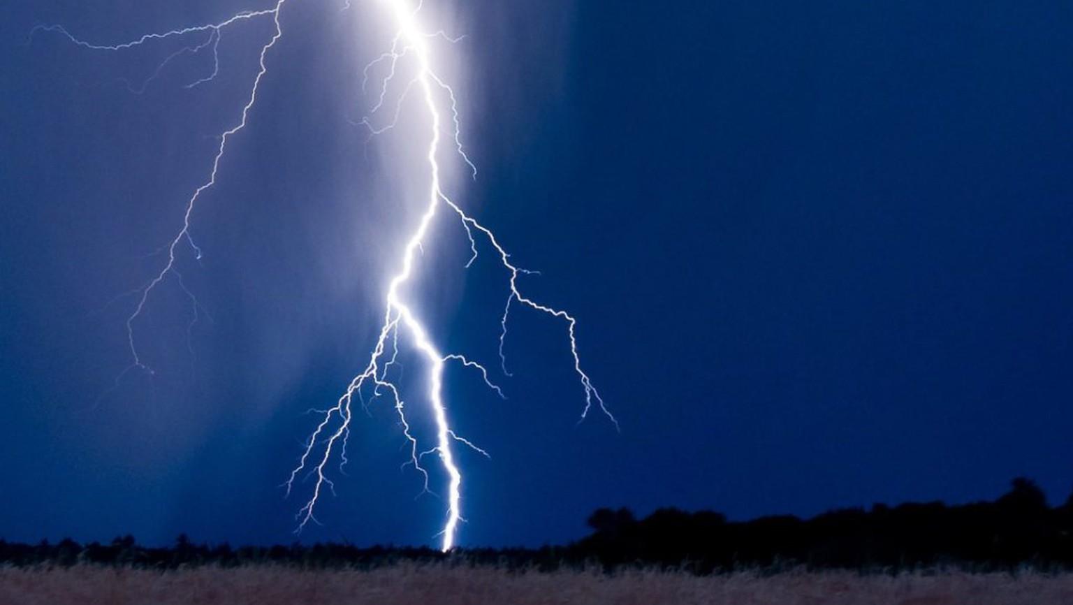 Wo schlägt der Blitz am unwahrscheinlichsten ein? - watson