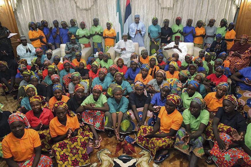 Extremismus: Eine der Schülerinnen aus Chibok blieb bei Boko-Haram-Ehemann